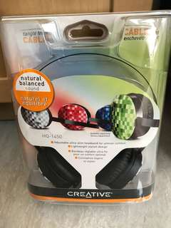 CREATIVE HQ-1450 headphones