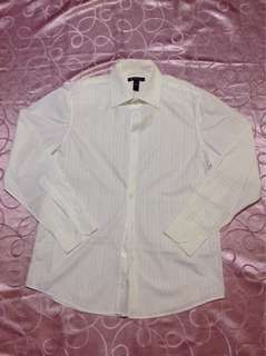INC Int'l Concepts Men's long sleeve polo/formal shirt