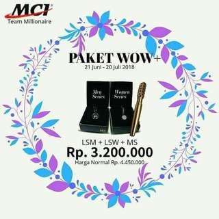 Paket WOW dari MCI