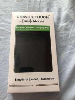 全新 Gravity Touch Premium Wireless Charging Base