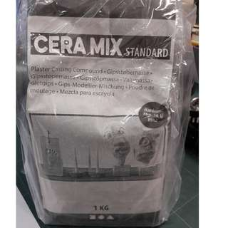 Ceramix - Plaster casting compound