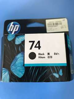 HP Cartridge 74 Black