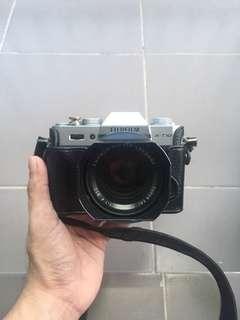 Fujifilm X-T10 35mm f1.4 Fullset