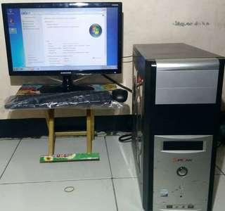PC Core i5 VGA Asus GTX660ti ram 8gb