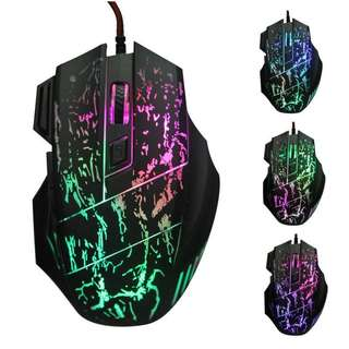 7 keys Gaming Mouse