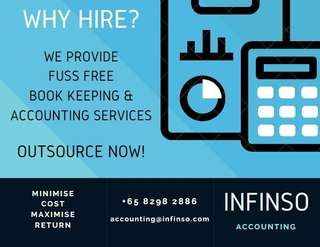 BOOKKEEPING AND ACCOUNTING SERVICES FOR SME