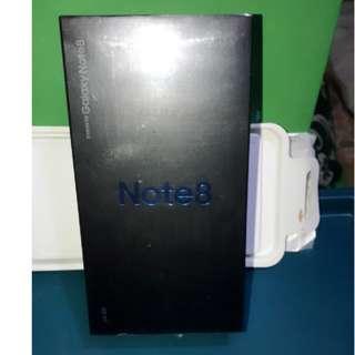 SAMSUNG GALAXY NOTE 8 BLACK 64 GB SEIN