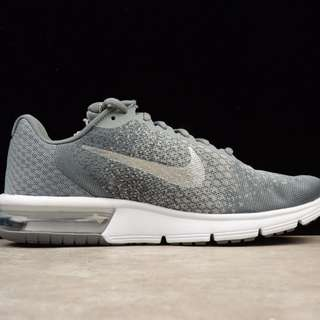 NIKE AIR MAX SEQUENT 2 - Light Grey