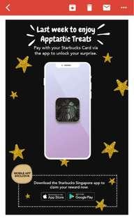 🚚 STARBUCKS GIFT CARD (10% discount)