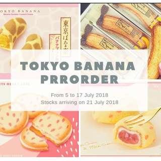 Tokyo Banana Preorder