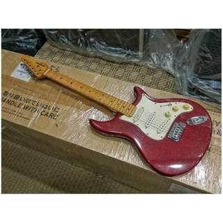 結束營業出清!!! 德國Behringer 電吉他 (非Gibson Fender Ibanez PRS ESP