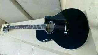Gitar yamaha apx 500ii