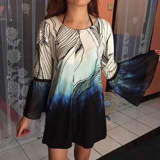blouse lonceng