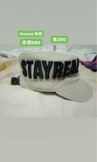 🚚 Stayreal軍帽