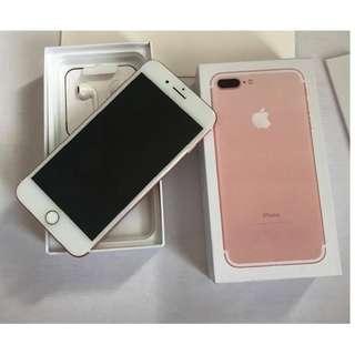 Original iPhone 7 Plus Factory Unlocked 128gb