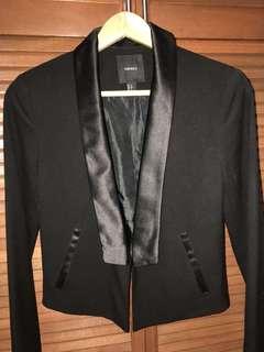 Black Formal Blazer | Forever 21