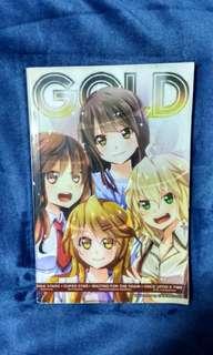Wattpad book (Gold manga)