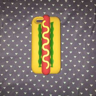 Forever 21 hotdog iphone 6/6s case