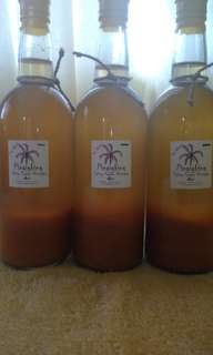 Spicy coconut vinegar