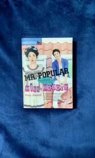 Wattpad book (mr. Popular meets ms. Nobody)