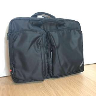 ThinkPad 3-in-1 laptop case 三合一電腦袋
