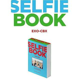 [GO] EXO-CBX OFFICIAL GOODS SELFIE BOOK
