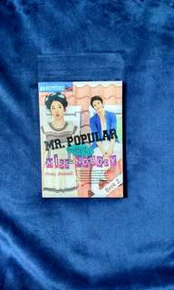 Wattpad book (mr. Popular meets ma. Nobody 3)