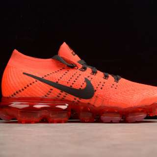 NIKE AIR VAPORMAX FLYKNIT 2018 - Red Orange
