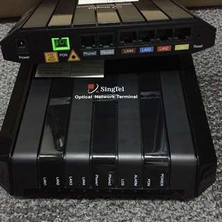 ONT Optical Network Terminal