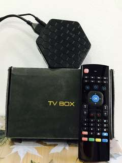 Android Tv Box (AS-19 PRO II)