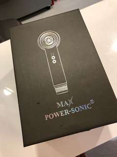 "韓國 SS Shiny ""Max Power Sonic"" 無線風筒"