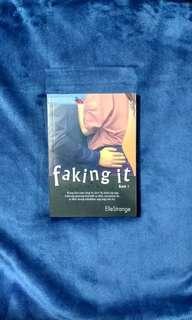 Wattpad book (faking it)