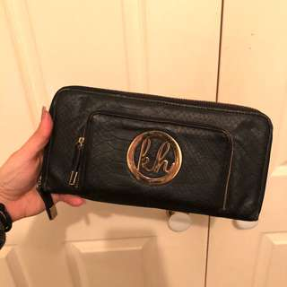 Kate Hill Large Wallet