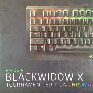 BLACKWODOW X tournament edition chroma