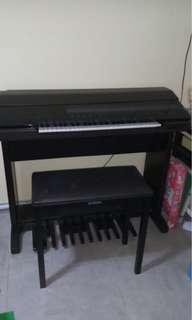 舊電子琴 (Yamaha EL-27)