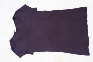 T-shirt Zara black