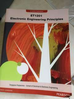 ET1201 Electrical Engineering Principals Book