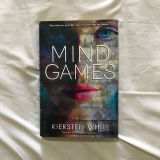 Mind Games by Kiersten White (Hardcover)