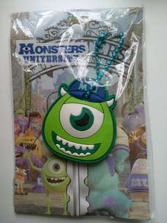 怪獸公司 單眼仔 怪獸大學 鎖匙套 鎖匙扣 吊飾 掛飾