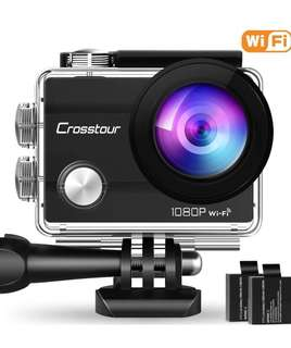 (82) Crosstour action camera CT7000
