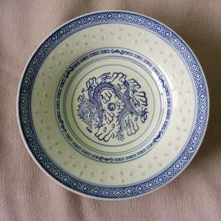 🔥From GRANDMA🔥Dragon Vintage Retro Porcelain Plates