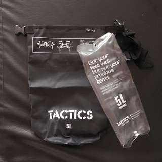 Tactics Waterproof Bag 5 Liters