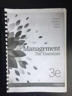 Introduction to management BUSM4192 RMIT