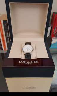 Longines watch.