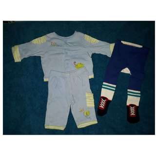 baby set (3mos.)