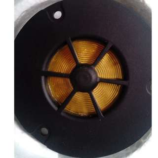 SLS Ribbon Tweeter 3 Inch Faceplate For Sale