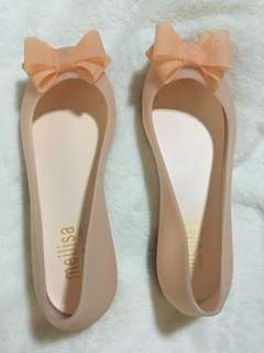 Flat Jelly Doll Shoes (Melissa Replica)