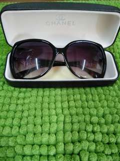 Chanel glass