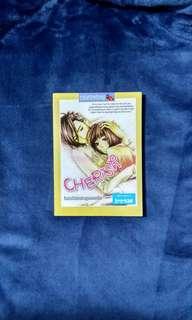 Wattpad book (cherish)