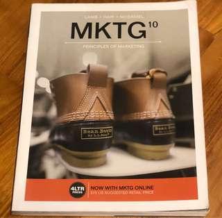 MKTG 10 Principles of Marketing by Charles W. Lamb, Joseph F. Hair Jr., Carl McDaniel